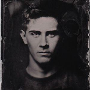 Leonardo - Wetplate Collodion Tintype